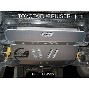 Toyota FJ Cruiser Blindage avant BLAV25AR