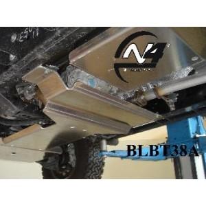 Toyota FJ Cruiser Blindage Boite de transfert+ boite de vitesse