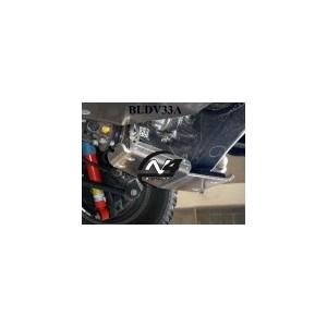 Toyota  KDJ150 155 Blindage Nez de pont AR BLDV33A-150