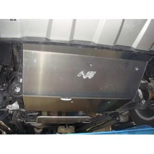 Volkswagen Amarok Blindage avant