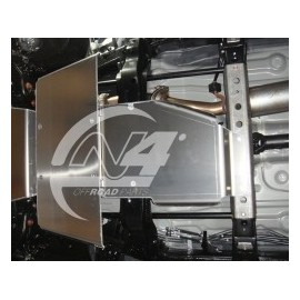 Ford Ranger avant 2011 Blindage boite de transfert 8mm BLBT10A