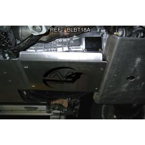 Ford Ranger 2012-2019 Blindage boite de vitesse 8mm