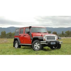 Snorkel Safari Jeep Wrangler JK Diesel