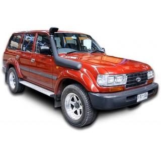 Snorkel Safari Toyota HDJ80