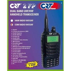 VHF CRT 2FT COM