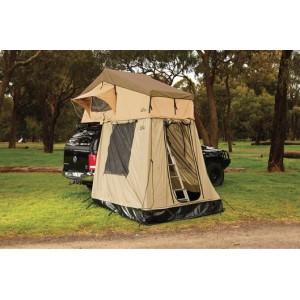 Annexe de tente de toit deluxe IRONMAN 4x4