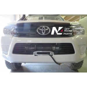Platine N4 de fixation treuil Toyota Hilux REVO N4-KMT051