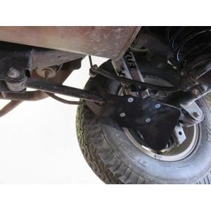 Toyota KDJ90  KDJ95  KDJ120  KDJ125 Protection amortisseurs