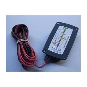 Indicateur de charge de batterie simple à encastrer