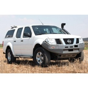 pare-choc ASFIR pour Nissan pickup Navara D40  AS508001