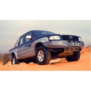 Pare choc avant ASFIR Ranger et Mazda B2500