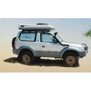 Kit isolation vitres Mitsubishi Pajero did 5ortes