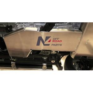 Mitsubishi L200 2015 Blindage Boite de transfert + boite de vitesse