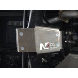 FORD Ranger 2012-2019 Blindage Nez de pont AR amu 8mm