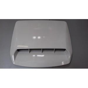 Ecope de capot blanche pour Toyota Revo