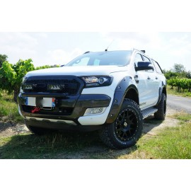 PREPARATION FORD RANGER