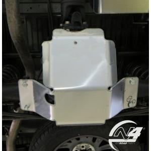 Blindage N4 nez de pont arrière pour Mercedes Classe X BLDV46A