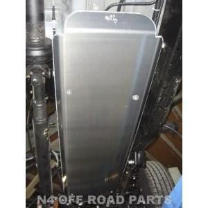 Ford Ranger 2012-2019 Blindage reservoir Adblue 6mm