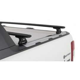 Barres transversales Rhino Rack sur rideau coulissant Ranger Wildtrack