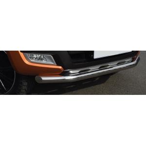 Barre transversale chromée sous pare-choc Ranger 2016+