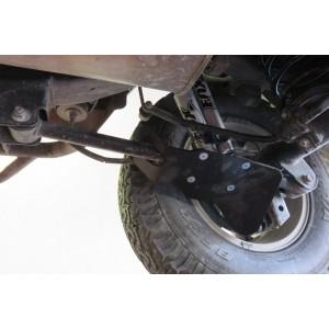 Protections amortisseurs arrière N4 pour TOYOTA KDJ150 et 155
