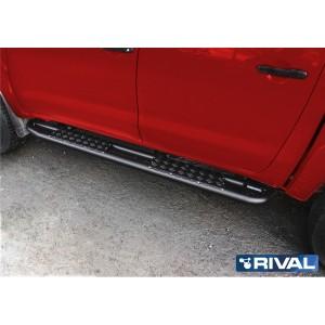 Toyota Hilux Vigo marche-pieds RIVAL
