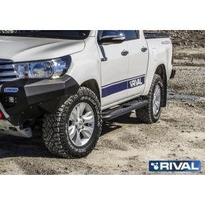 Toyota Hilux REVO marche-pieds RIVAL