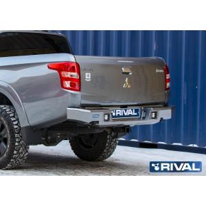L200 de 2015 à 2018  pare-choc arrière RIVAL