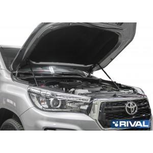 vérins de capot Toyota HILUX REVO après 2016