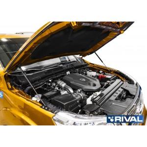 vérins de capot pour Nissan NP300  D23 après 2016