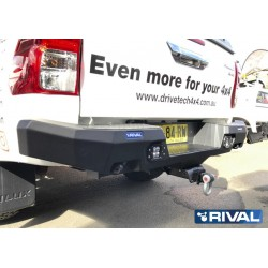 Toyota Hilux VIGO et REVO pare-choc arrière
