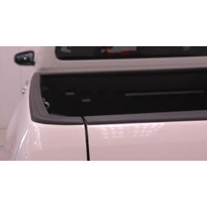 rebords de benne Toyota Hilux après 2016 Extra Cab (3 côtés)