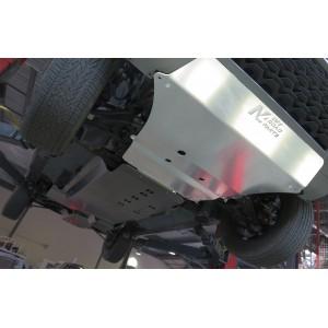 Blindage avant N4 pour Dacia Duster I, II et III