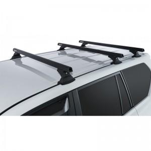 Kit de fixation sur toit rhino rack  Toyota KDJ120 3 barres