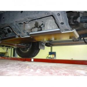 Toyota KZJ90 ou KDJ90 Blindage Boite de transfert + boite de vitesse