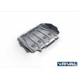 Ranger 2012/2020 Blindage radiateur 6mm 2333.1841.1.6