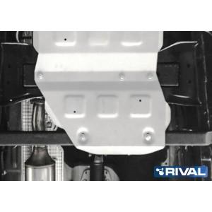 Ranger 2012/2020 et Raptor Blindage boite de vitesse 6mm RIVAL 2333.1877.1.6