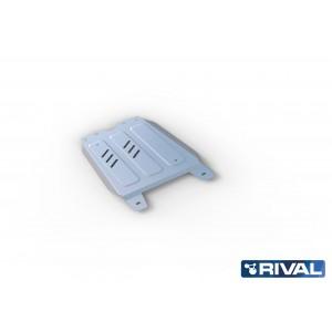 Hilux 2015+ Blindage boite vitesse 6mm RIVAL 2333.5711.1.6