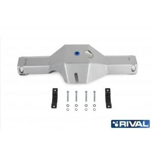 Hilux 2015+  Blindage différentiel arrière  6mm RIVAL 2333.9527.1.6